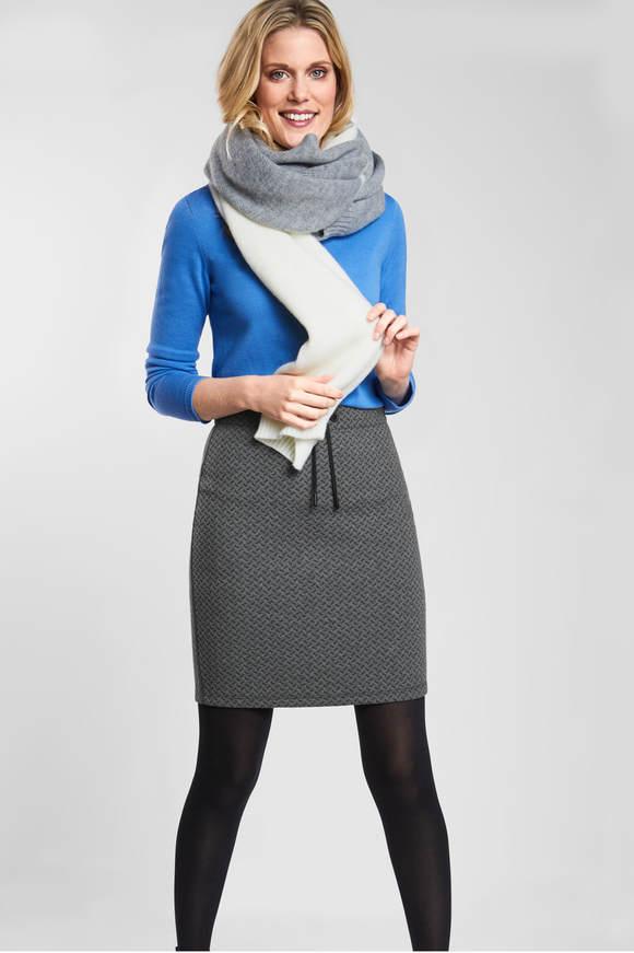Röcke – knielang, schmal, A-Form   mehr – CECIL Online-Shop 02228ef1d6