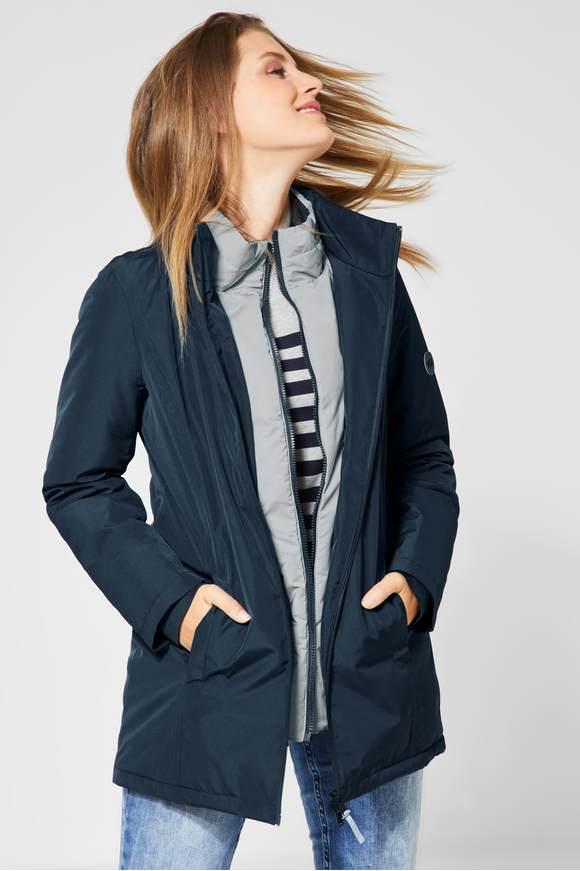 geeignet für Männer/Frauen attraktiv und langlebig Rabatt-Sammlung Lässige Damenmäntel für jedes Wetter - CECIL Online Shop