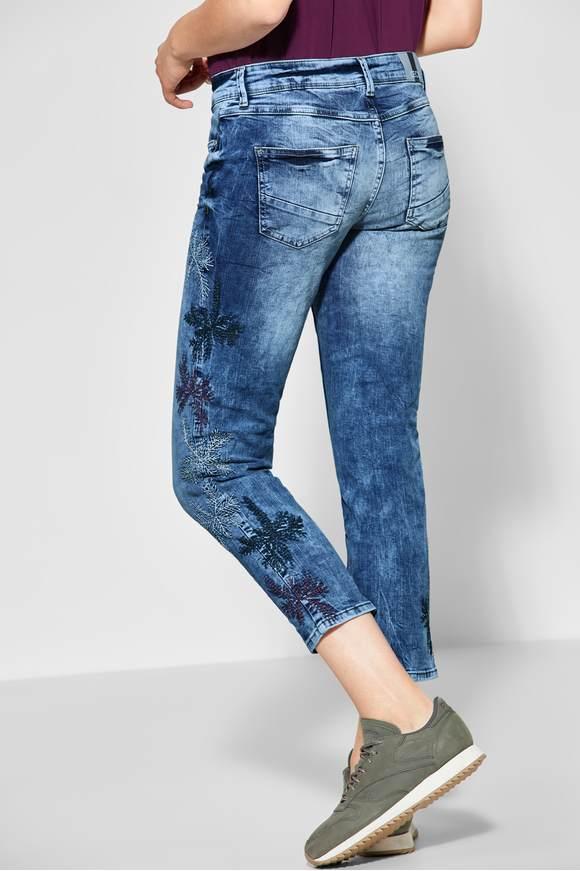 61b8f5affa7772 Lange Jeans für Damen jetzt bei CECIL entdecken