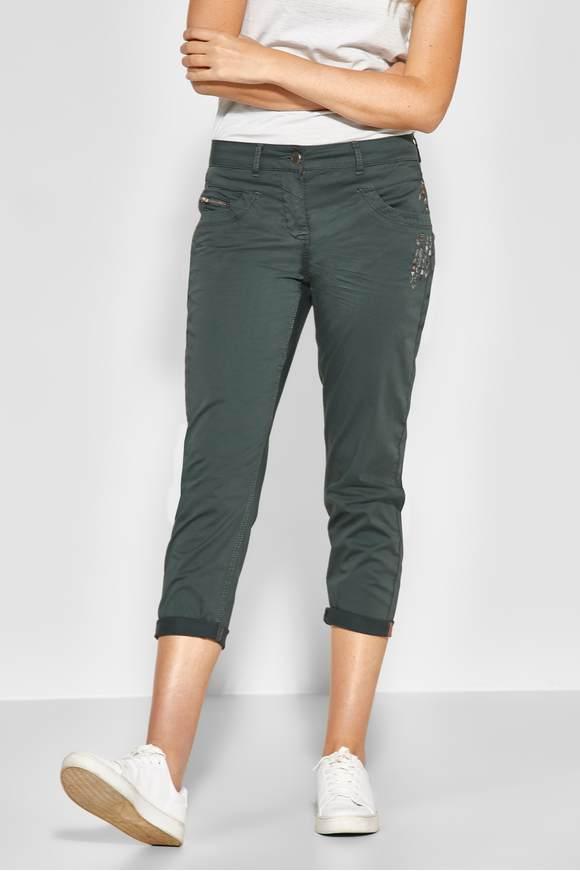 High Fashion verschiedenes Design Qualitätsprodukte 7/8 Hosen für Damen jetzt bei CECIL entdecken