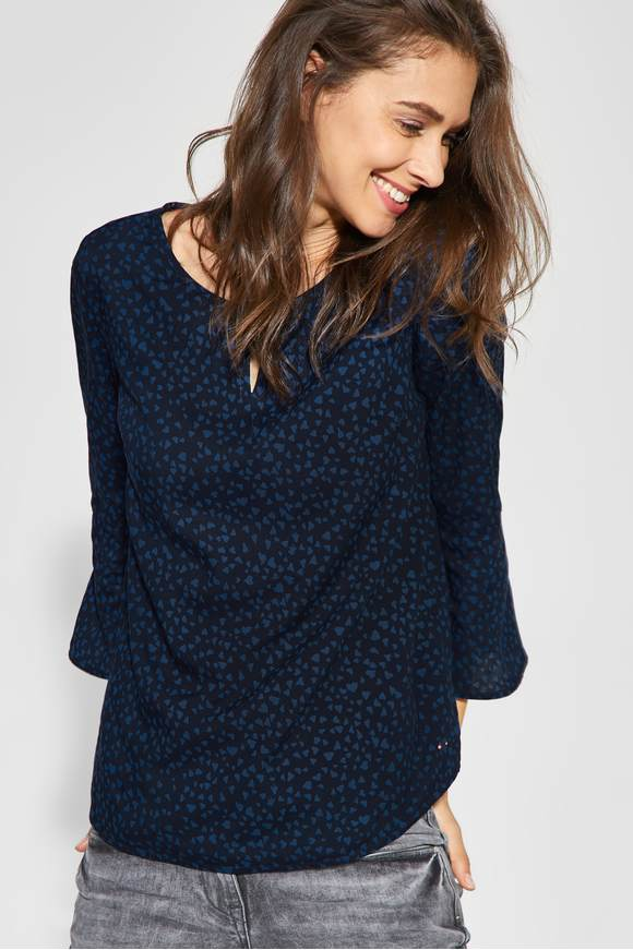 182df128ed25ea Blusen & Tuniken in aktuellen Trendfarben - CECIL Online-Shop