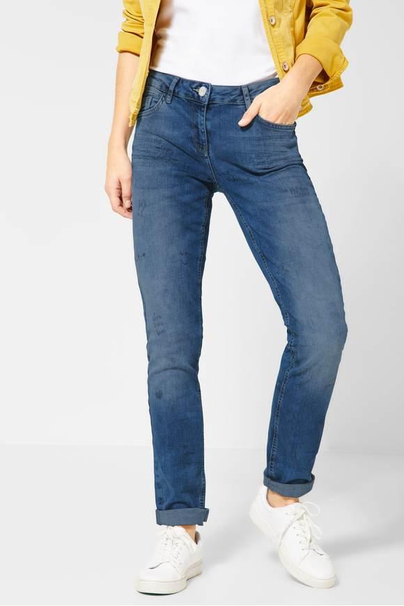 bis zu 80% sparen schön und charmant neue Season CECIL Jeans - Damenjeans mit perfekter Passform - CECIL ...