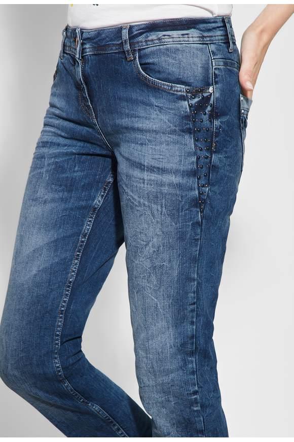 low price super popular factory outlet CECIL Jeans - Damenjeans mit perfekter Passform - CECIL ...