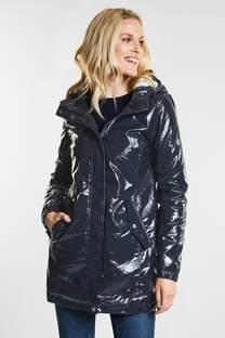 Manteau de pluie scintillant