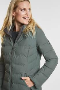 Manteau sans coutures