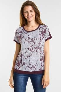 Shirt met print Alara