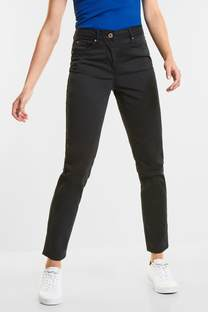 Leichte Tight Fit Hose Janet