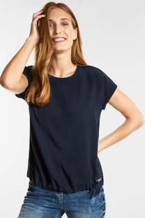 Sportives Struktur Shirt