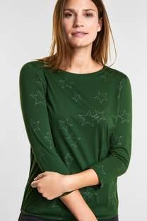 Sternenprint Shirt