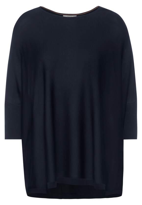 Pullover in capestijl
