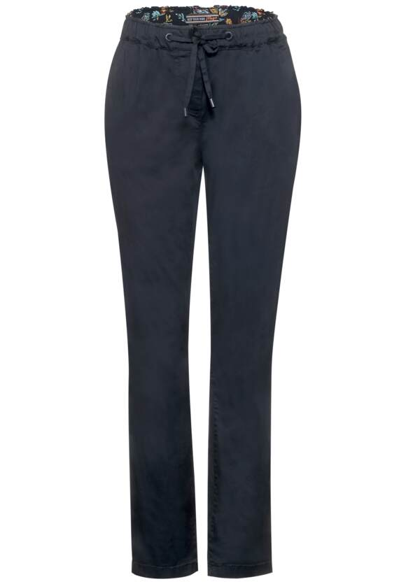 Casual fit chino broek