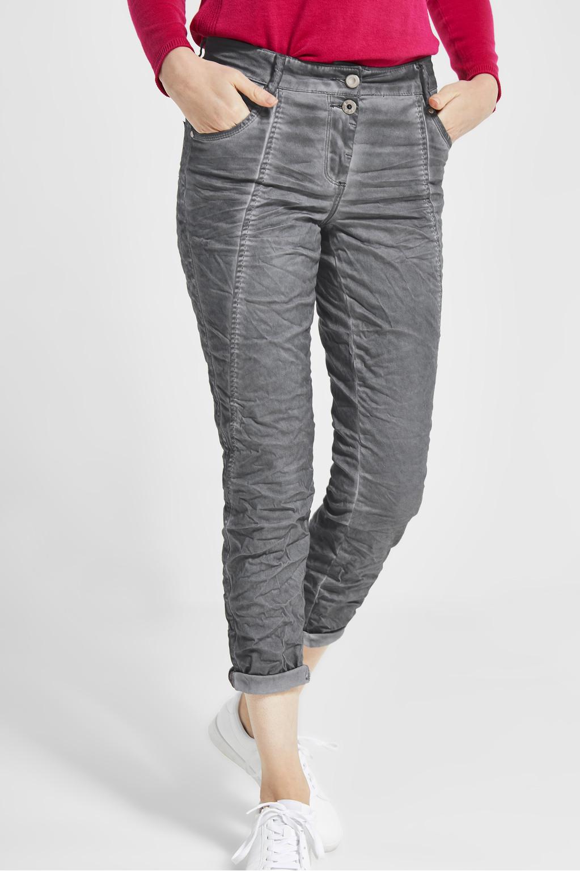 crash hose new york graphit light grey cecil online shop. Black Bedroom Furniture Sets. Home Design Ideas